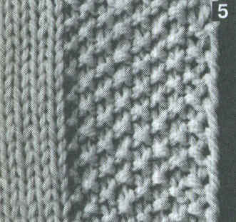Многоцветное вязание. Вязание орнамента. Вязание